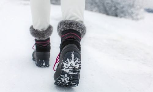 Dámské sněhule