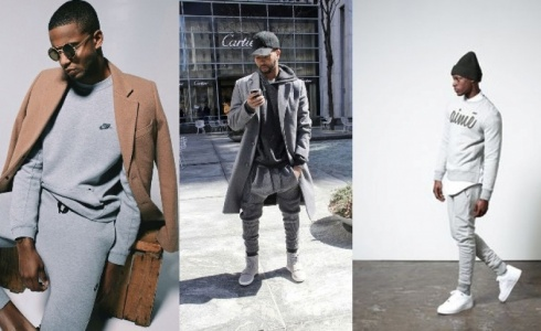 Pánské módní trendy : Sportovní oblečení