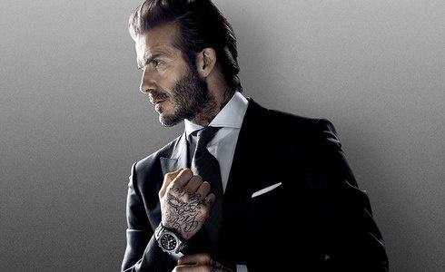 Módní inspirace: David Beckham