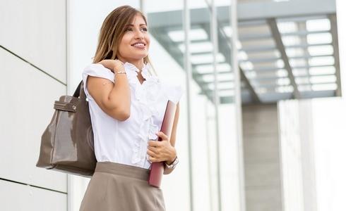 Jak se obléci pro úspěch?