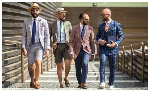 Jak správně vybrat padnoucí pánské sako?