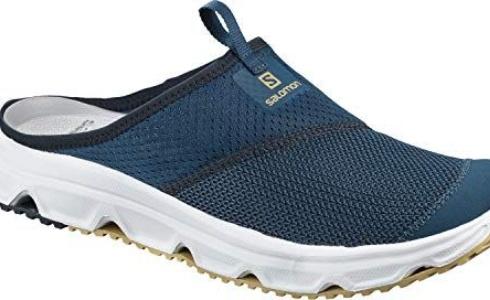 Nazouváky Salomon RX Slide 4.0. Pohodlnost, styl a kvalita vjedné obuvi (Recenze 2019)
