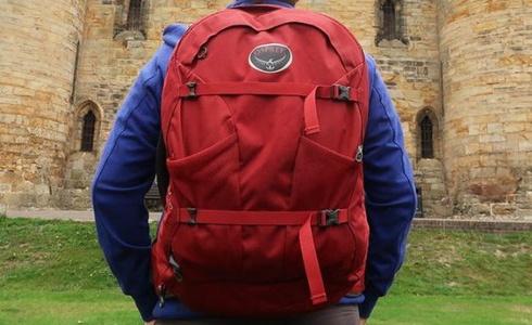 Osprey Farpoint 40: Nejlepší batoh – příruční zavazadlo (Recenze 2019)