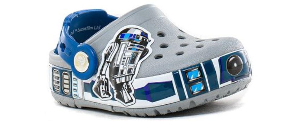 Crocs - kolekce Star Wars