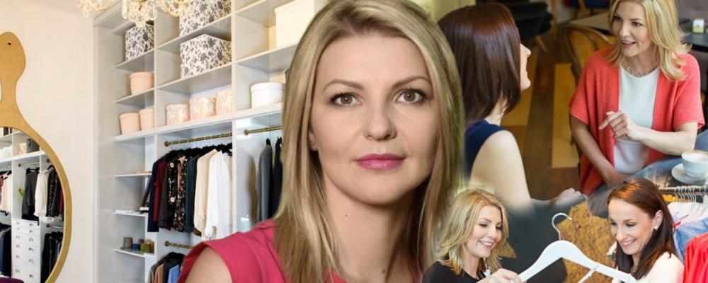 Lenka Zelenohorská osobní stylistka