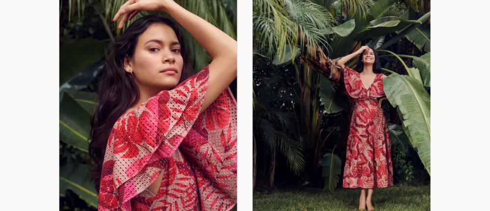 H&M kolekce Johanny Ortiz