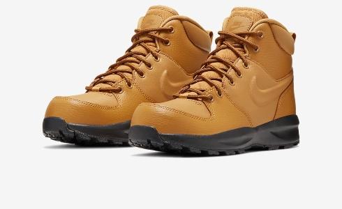 Recenze Nike Manoa Leather: lehké, designové a odlehčené boty na zimu