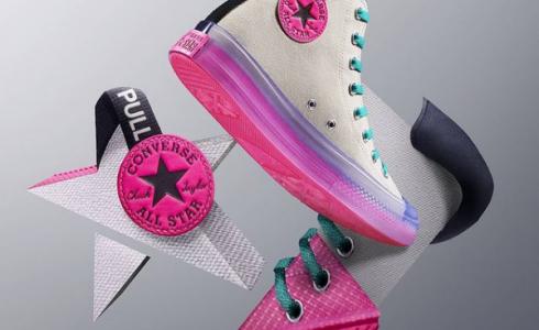 Converse představil novou kolekci obuvi Converse CX. Čím vás překvapí?