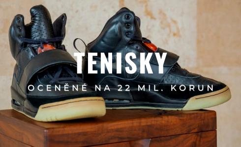 Nejdražší boty na světě? Navrhl je Kanye West a budou se dražit za miliony