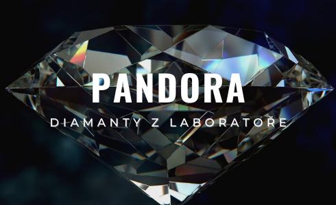 Šperky s laboratorně vytvořenými diamanty? Pandora sází na udržitelnost