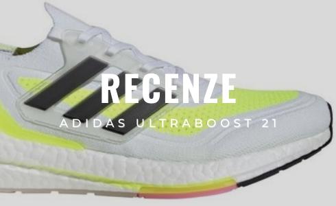 Recenze adidas Ultraboost 21: pohodlné tenisky s maximální mírou tlumení