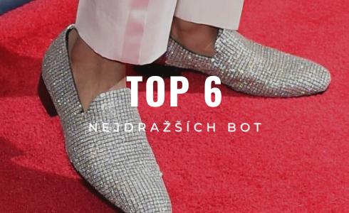 TOP 6 nejdražších bot světa, které svým majitelům pořádně provětrají peněženku