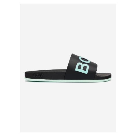 Pantofle BOSS Černá Hugo Boss