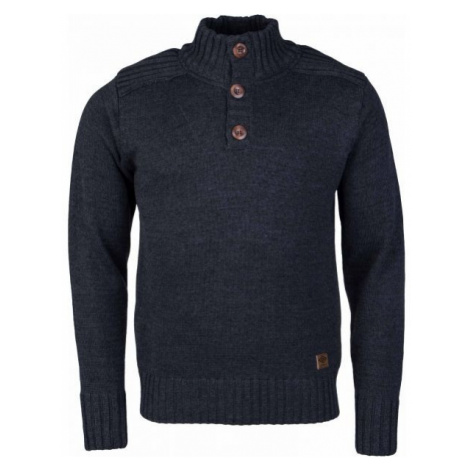 Umbro IGGY tmavě modrá - Pánský svetr