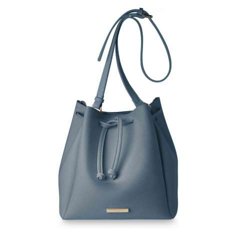 Modrý vak – Chloe Bucket Bag KATIE LOXTON