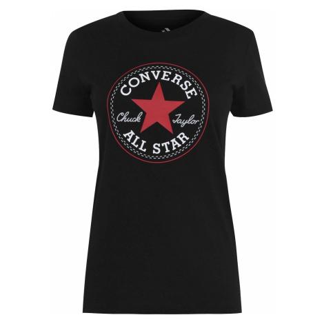 Converse Chest Logo T Shirt