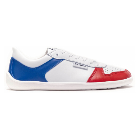 Barefoot tenisky Be Lenka Champ - Patriot - Red, White & Blue 47