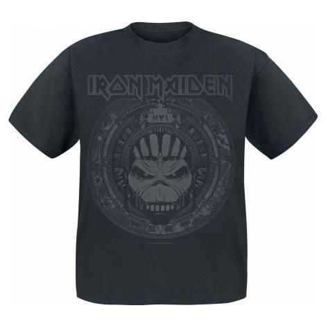 Iron Maiden Book Of Souls Skull tricko černá