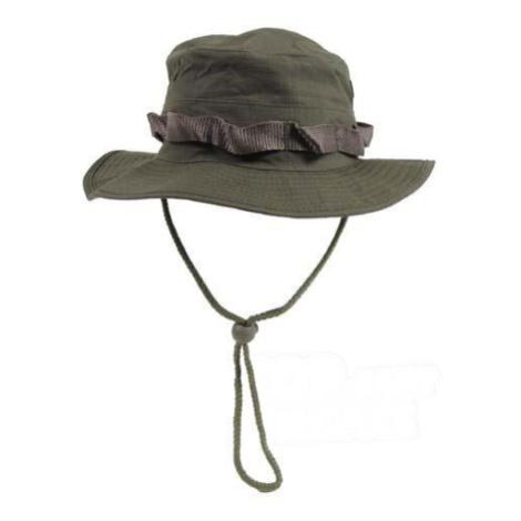 Klobouk MFH® US GI Bush Hat Rip Stop - oliv Max Fuchs