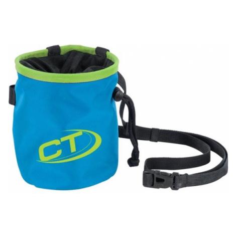 Climbing Technology Cylinder Chalk Bag, modrá