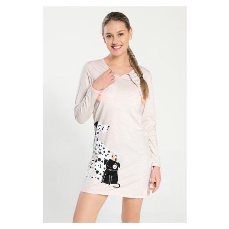 Dámská noční košile Dalmatine CTM Style