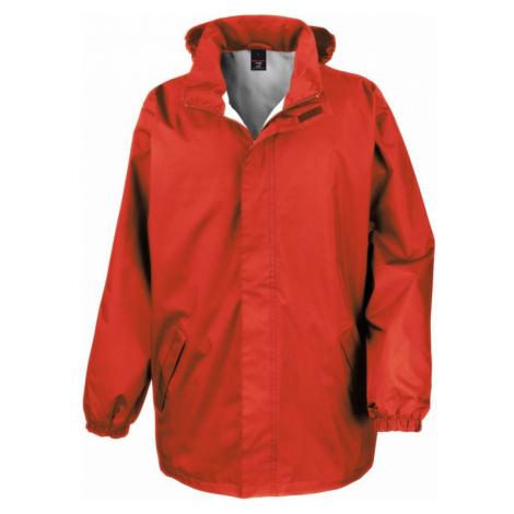 Volnočasová a sportovní bunda - Červená