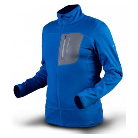 TRIMM TERO modrá - Pánská sportovní bunda