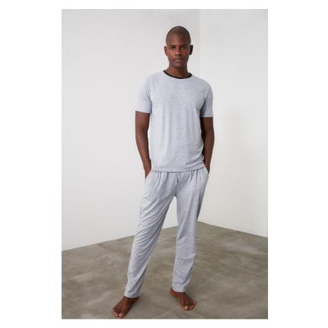 Pánské pyžamo Trendyol Knitted