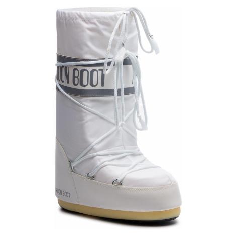 Sněhule MOON BOOT - Nylon 14004400006 Bianco