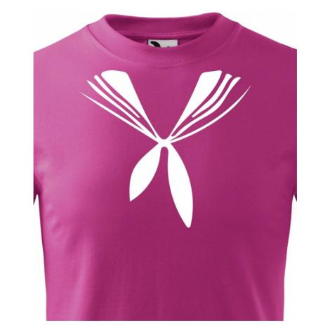 Dětské tričko  na vodu Námořnický límec - ideální triko pro vodáky BezvaTriko