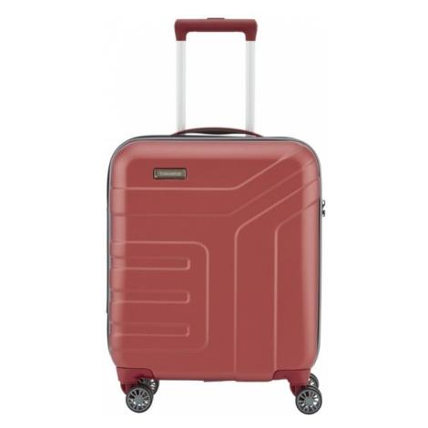 Travelite Kabinový cestovní kufr Vector 4w S Coral 40 l