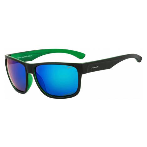 RELAX GALIANO Sluneční brýle R2322A černá L