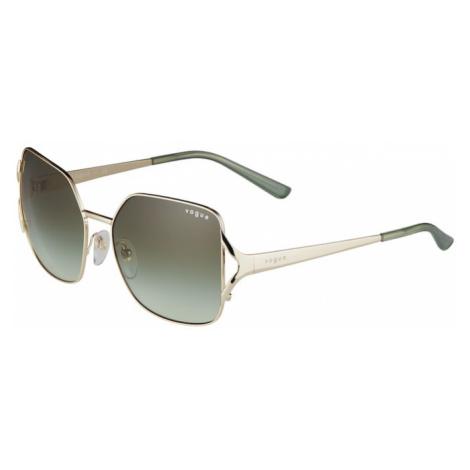 VOGUE Eyewear Sluneční brýle '0VO4189S' zlatá / šedá