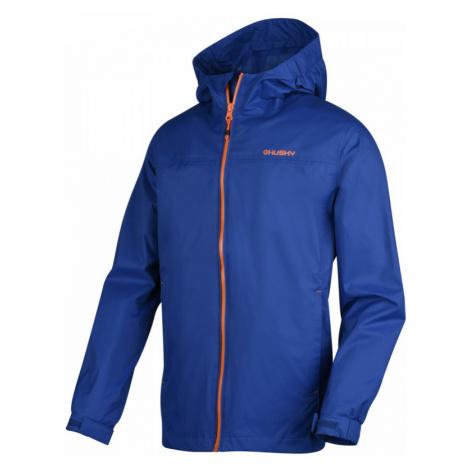Dětská bunda HUSKY Zunat K modrá