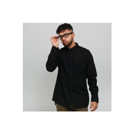 Urban Classics Checked Flanell Shirt černá