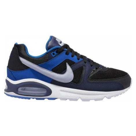 Nike AIR MAX COMMAND modrá - Pánská volnočasová obuv