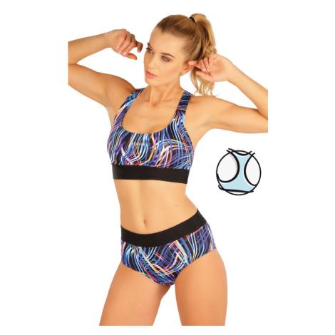 LITEX Plavky sportovní top bez výztuže 63518