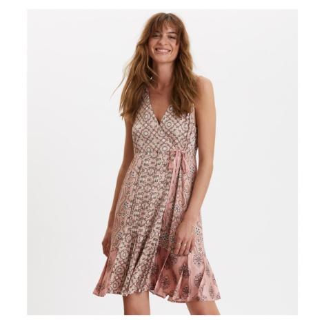 Šaty Odd Molly Funky Belle Dress - Růžová
