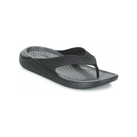 Crocs LITERIDE FLIP Černá