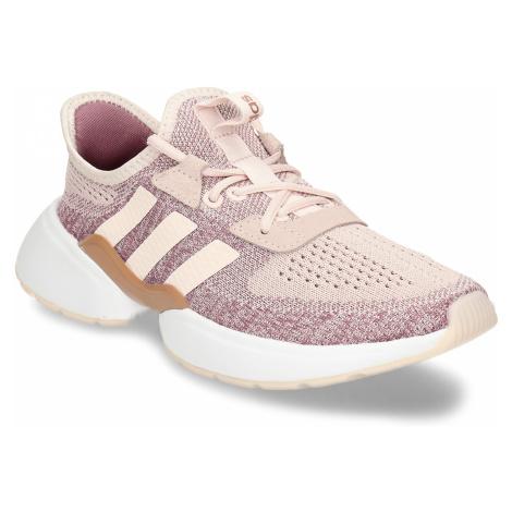Dámské růžové tenisky s oddělenou podešví Adidas