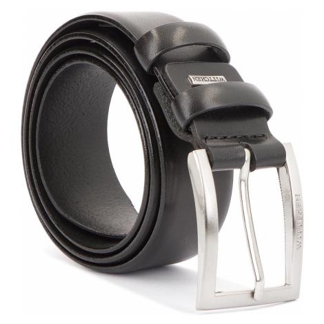 Pánský pásek WITTCHEN - 70-8M-001-1 Černá