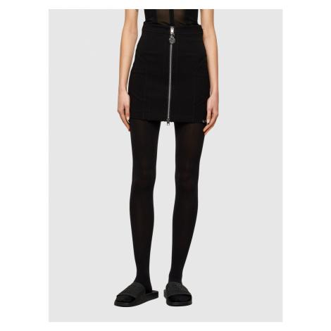Sukně Diesel O-Strit Skirt - Černá