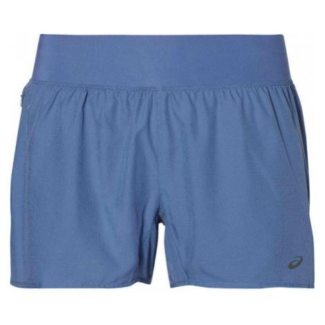 Asics COOL 2-N-1 SHORT modrá - Dámské běžecké šortky