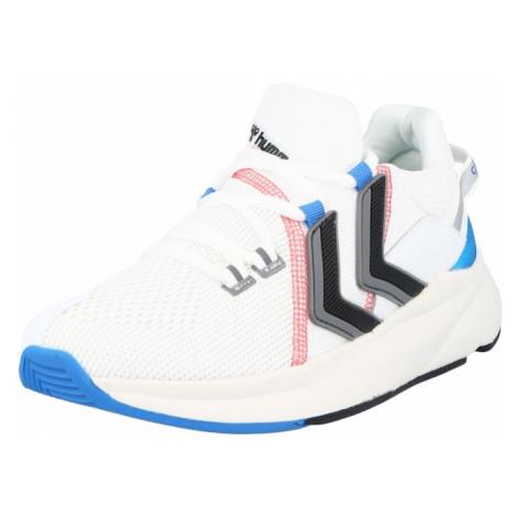 Hummel Sportovní boty 'REACH LX 300' bílá / modrá / černá