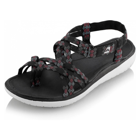 Dámská letní obuv Alpine Pro GURANTA - černá