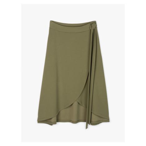 GATE Zavinovací sukně