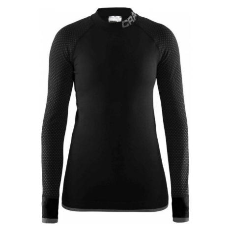 Craft WARM INTENSITY W černá - Dámské funkční triko