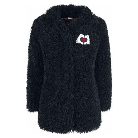 Mickey & Minnie Mouse Love dívcí bunda černá