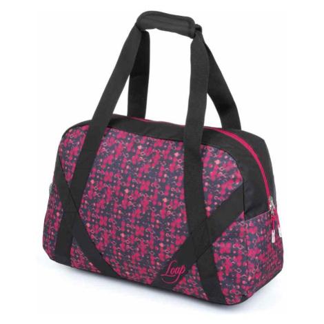 Sportovní taška Loap ARTEMIA Barva: růžová