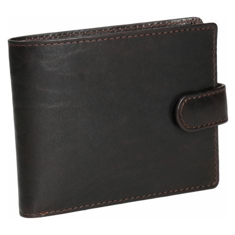 Pánská kožená peněženka Baťa